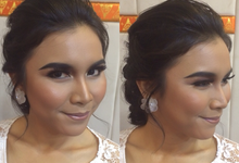 Flawless Bridal Makeup by ekaraditya4makeup