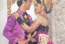 Balinese Pre Wedding  by ekaraditya4makeup