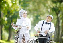 Eko & Rizka Prewedding by Faust Photography