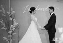 Raisa & Hamish Wedding by cosa design & decor
