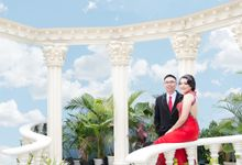 Engagement Photo Session Of Jimmy & Fanny by Lucent Pictures