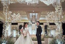 Ayana - Edwin & Lydia by Maestro Wedding Organizer
