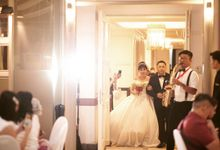 Wedding Of Elanie & Veros by Ella Swan & Co