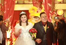 The Wedding of Leo & Sheila by Elbert Yozar