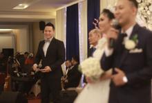 The Wedding of Dennis & Greace  by Elbert Yozar