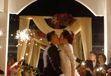 The Wedding of Mario & Maria  by Elbert Yozar