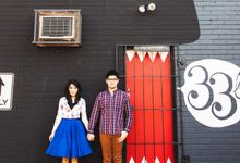 Adi and Meli Prewedding by Deppicto