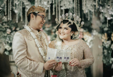 Ms. Ditya using simple bride nail by Elegant Nail Indonesia