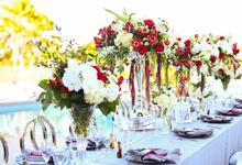 Beautiful luxury Destination weddings  by Eleganzza Events