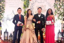 Latest Wedding Projects by Gou Adhitya
