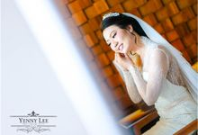 Melissa Wedding Dress by Yenny Lee Bridal Couture