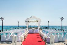WEDDING DESTINATION CYPRUS by VENUS BESPOKE WEDDINGS