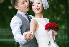 pre wed wi by silviani horax