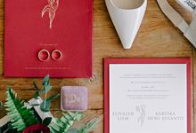 Wedding - Eliyazer & Kartika PART 01 by State Photography