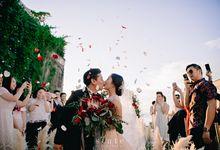 WEDDING - ELIYZER & KARTIKA PART 02 by State Photography