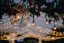 Wedding - Eliyazer & Kartika PART 03 by State Photography