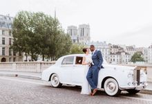 A chic intimate wedding in Paris by Dorothée Le Goater Events