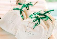 The Wedding of Ana & Edie by Ellinorline Gift