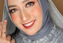 Makeup For  Reception  by Ells Makeup