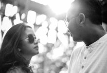 Pre-Wedding by Yosye Hamid Photography