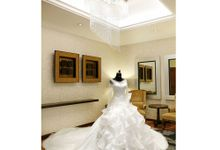 Elsa Wedding Gown by Yenny Lee Bridal Couture