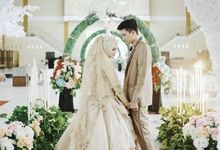 Greaceful Wedding of Elsha by SLIGHTshop.com