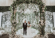 Rustic Wedding of Zikra & Ridha by Elsie Chrysila Brides