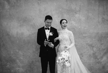 The Wedding of Mico & Alexia by Elsie Chrysila Brides