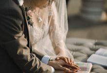 Howard & Vina Wedding Decoration by De Sketsa Group by KAMAYA BALI