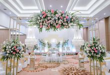 The Wedding of Tirsa & Zeri by Shandyatama Wedding Solution