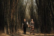 Denny & Helen Prewedding by Dhika by MA Fotografia