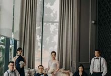 Deny & Helen Wedding by Dhika by MA Fotografia