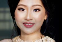 Sister Make Up - Lisa Wirawan by Theresa Emily Make Up Hair Do