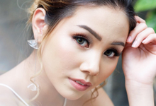 Thailand look for Ms. Evita by Theresa Emily Make Up Hair Do
