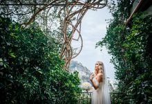 Annalisa and John - an ethereal wedding in Amalfi and Positano by Emiliano Russo