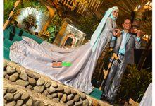 the wedding of Ella & Mizi by papenian