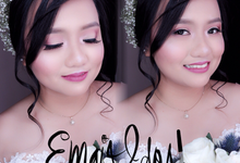 Darwin & Joy by Emai Idos Makeup Artistry