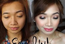Richmond & Aizel Prenup by Emai Idos Makeup Artistry