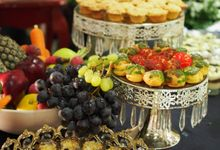 Wedding Reception by The NJONJA, Gourmet Catering