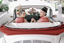 Sylvia & Sesno Wedding by Kamajayaratih Organizer