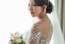 Bride Anjel by Emil Ocampo Fashion House