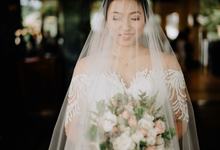 Bride Jacquelyn by Emil Ocampo Fashion House