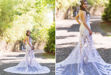Bride Cloudine by Emil Ocampo Fashion House