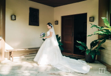 Bride Geraldine by Emil Ocampo Fashion House