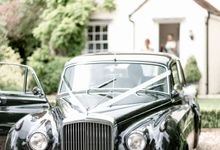 Emily & Jonathan's Enchanting & Romantic Newton Hall Wedding by BWedding Invitations