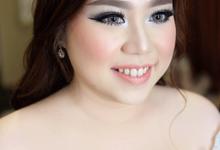 Wedding makeup compilation  by Emily Surjo Makeup Artist