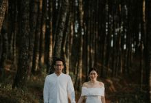 The Couple Session of Will & Ina by William Saputra Photography