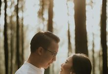 The Couple Session of Will & Ina by williamsaputra