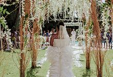 Wedding Emma & Darren by Ananda Yoga Organizer