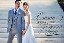 Emma Wedding by Cindy Lin Make Up Artist